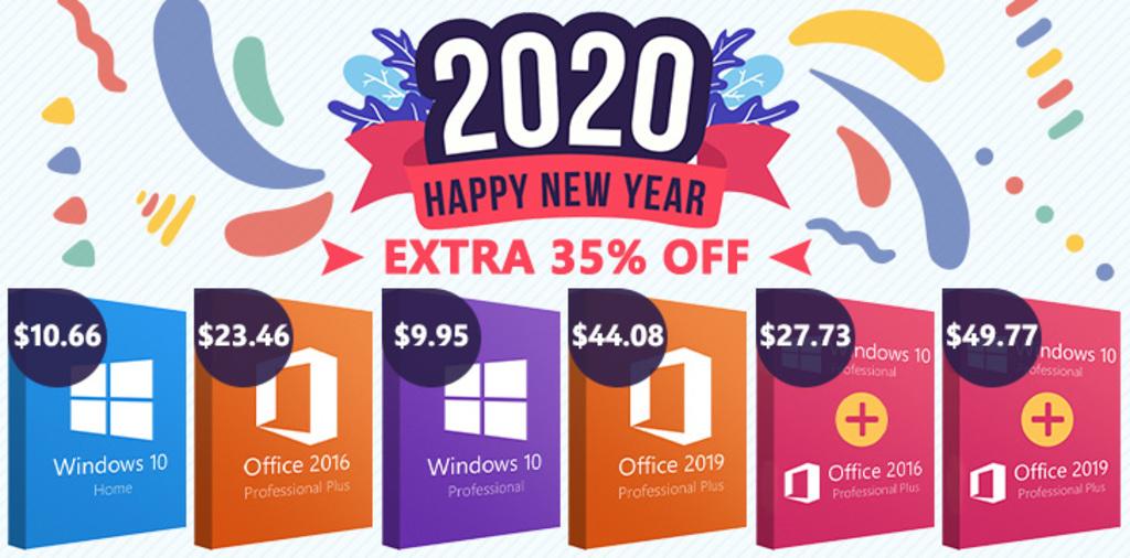 Нова година – нови горещи предложения на KeysWorlds.com! Започнете десетилетието