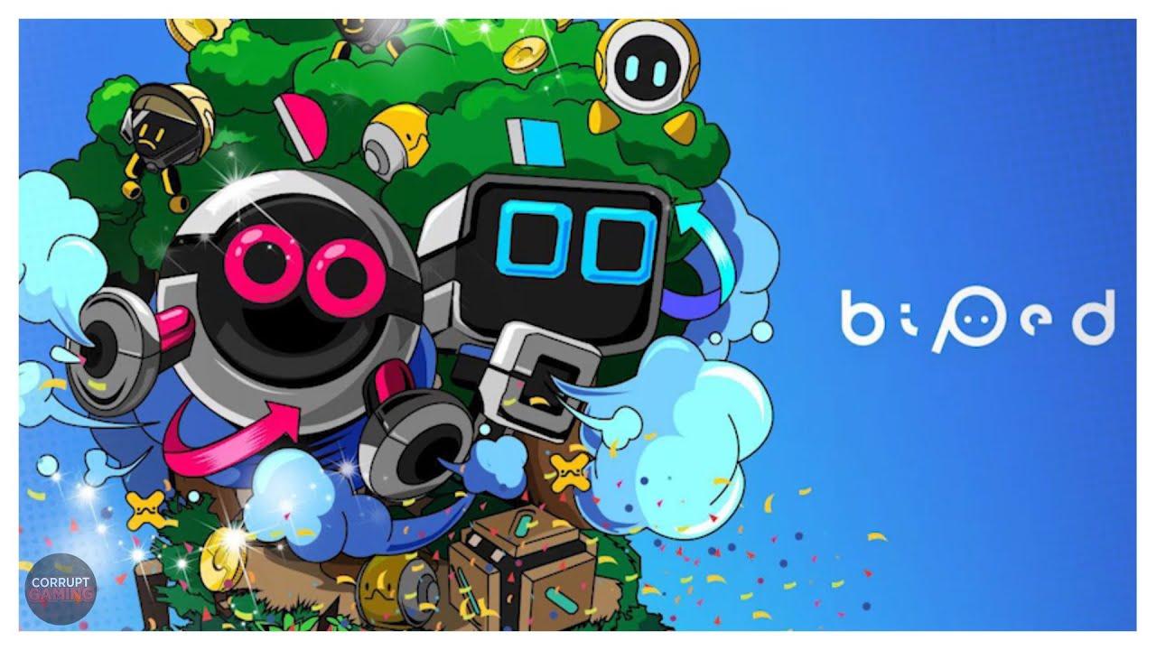 NEXT Studios представи Biped