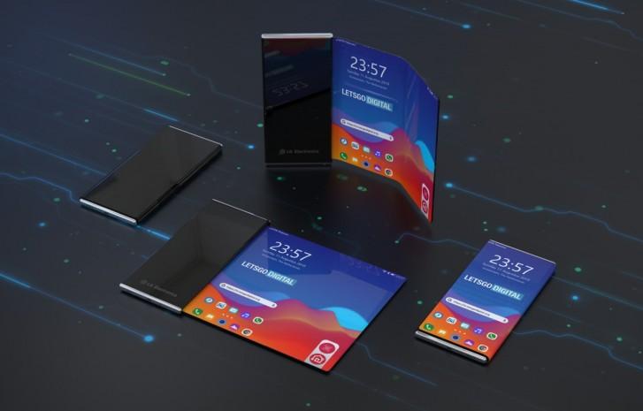 Project B – LG работи върху смартфон със сгъваем екран