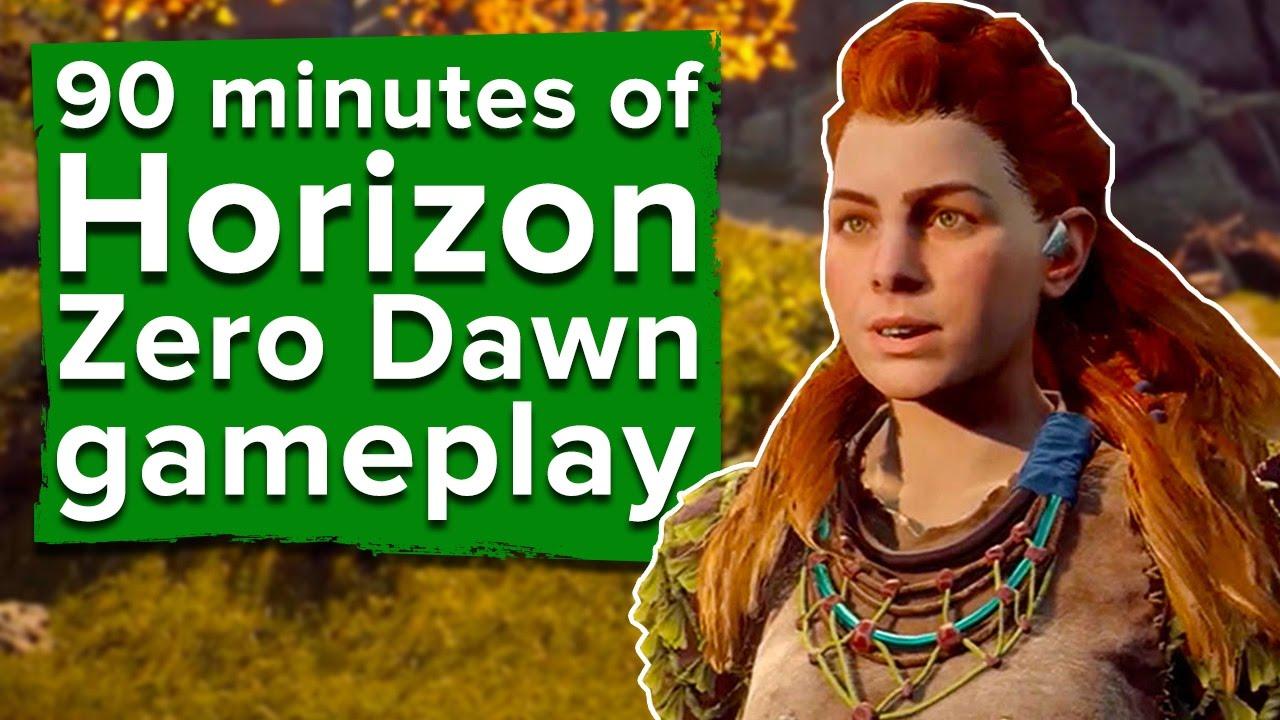 Guerrilla работи по изчистване на бъговете в Horizon: Zero Dawn за PC