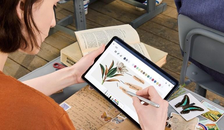 Huawei MatePad 5G: подобрена версия на таблета MatePad 10.4 с Kirin 820 и поддръжка на 5G