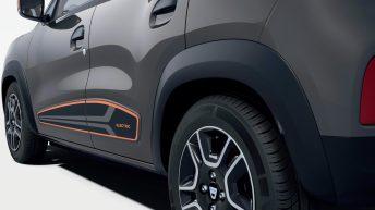 Dacia Spring Electric 2020-16