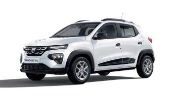 Dacia Spring Electric 2020-9