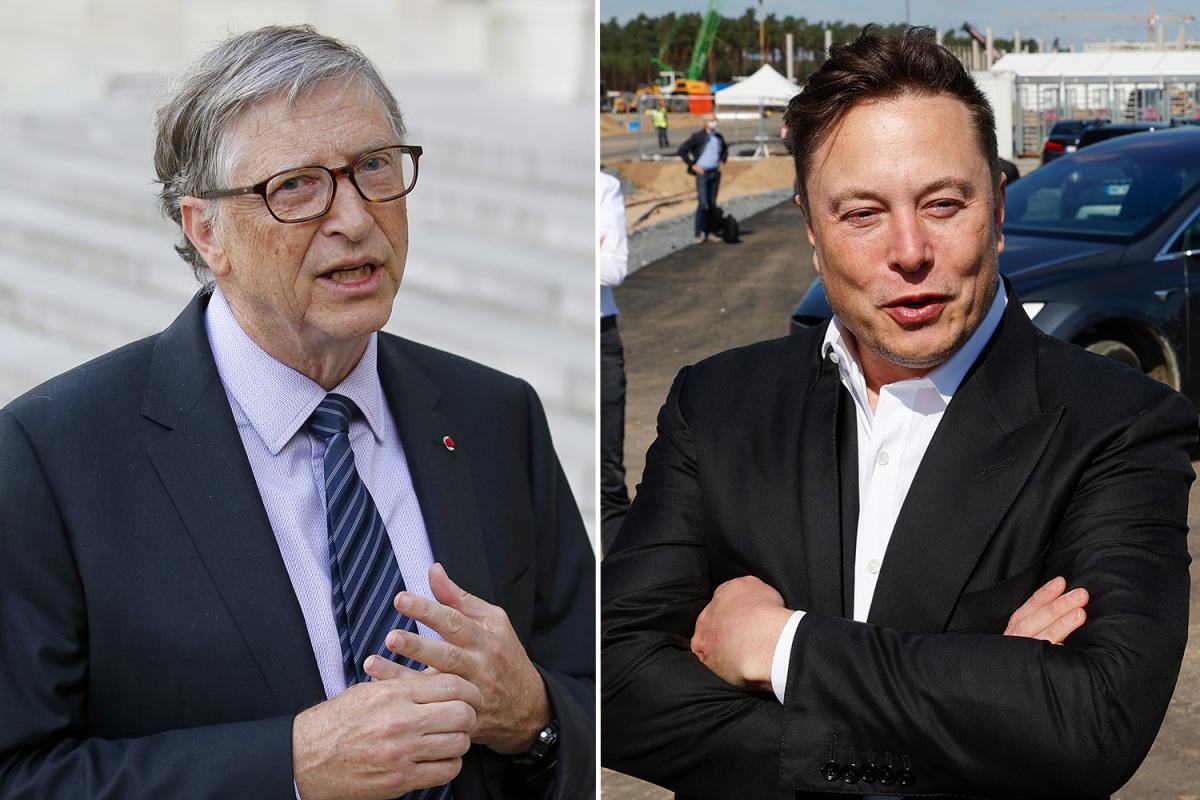 """Илън Мъск: """"Няма да се ваксинирам, защото не съм в зоната на риска, а Бил Гейтс е безмозъчен"""""""