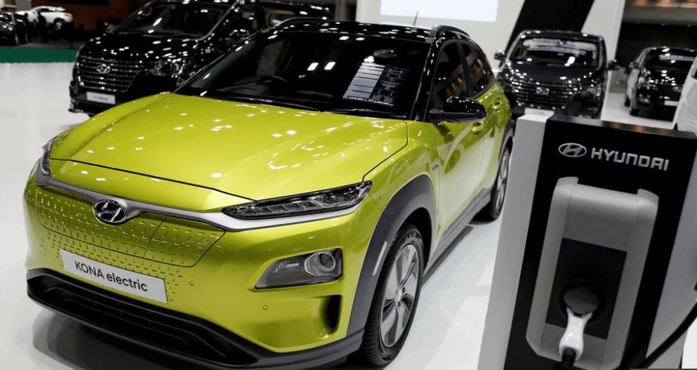 Hyundai ще замени 82 000 електрически батерии поради риск от запалване
