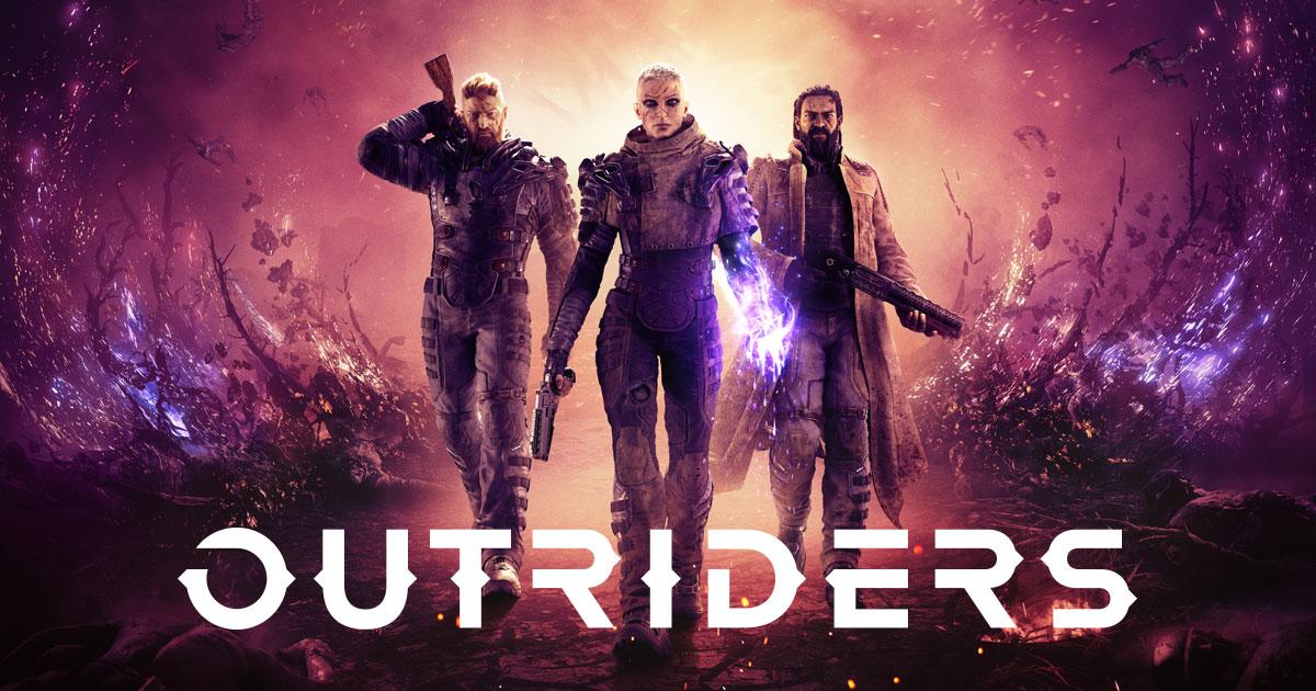 Демото на Outriders в Steam се превърна в хит