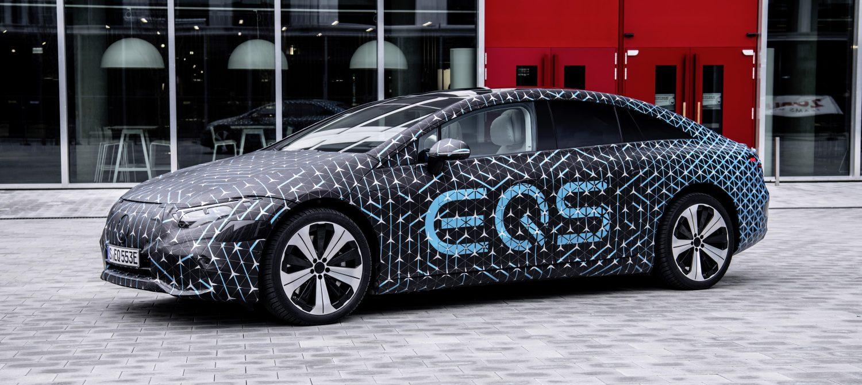 Пълноценният анонс на луксозния Mercedes-Benz EQS, който ще бъде най-престижният