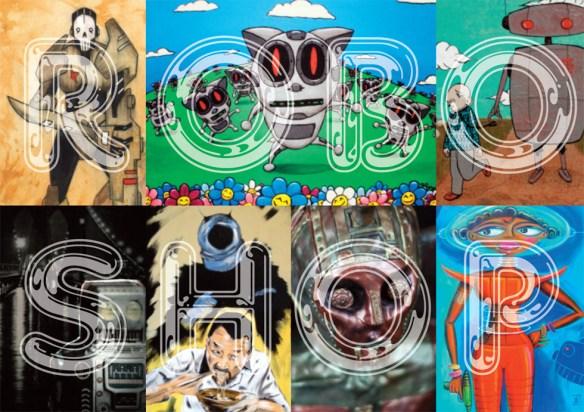 RoboShop Group Exhibit May 2012