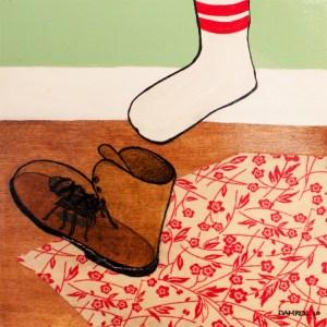 Seldom Worn Shoe