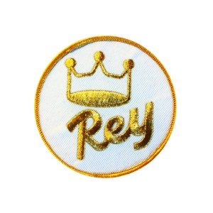 Rey Patch (White)