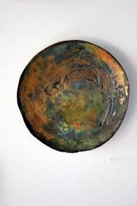 Copper-Barium Lustre