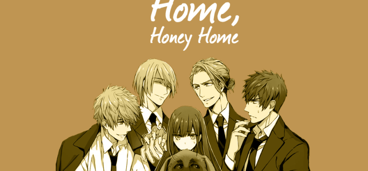 Home, Honey Home Drama CD Translation (Part 1 of 2)