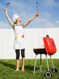 The FITNESS Healthy Grilling Guide
