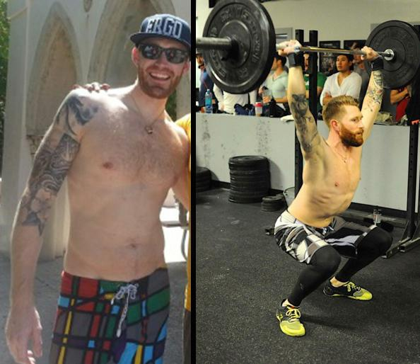 7 CrossFit Weight Loss and Body Transformation Success