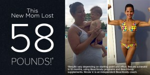 This New Mom Lost 58 Pounds in 10 Months!