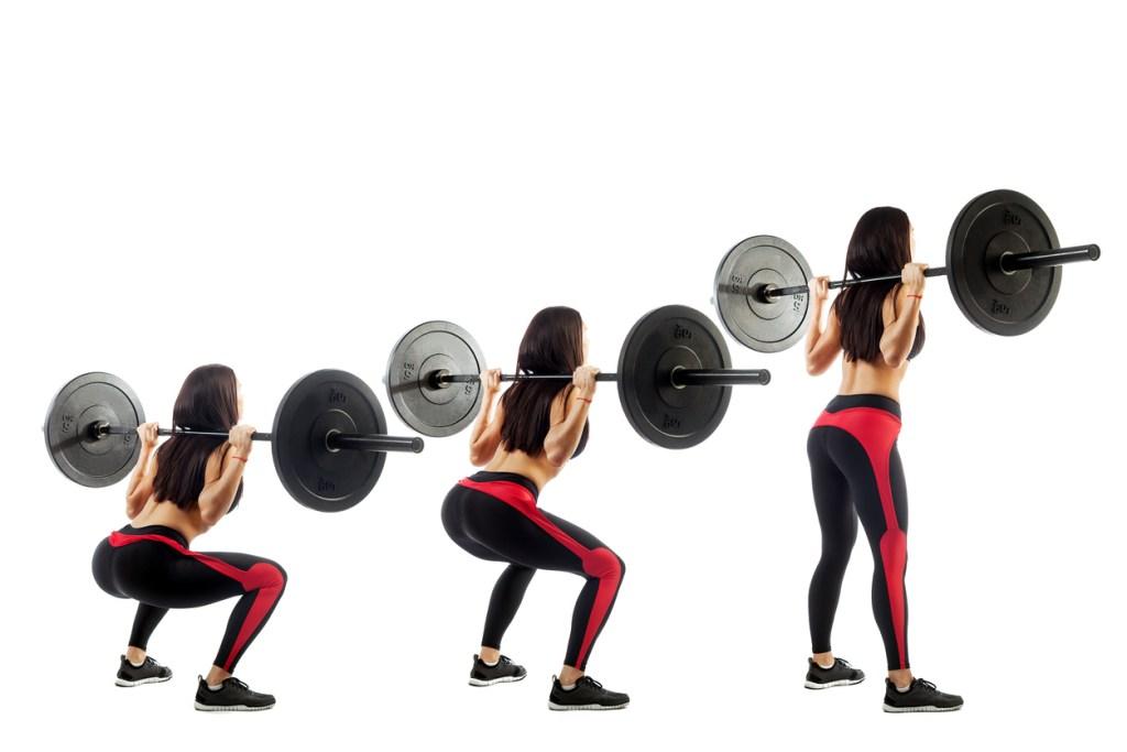 Resultado de imagen de squat rom