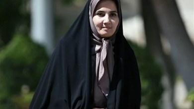تصویر لعیا جنیدی: دولت به پرونده بازداشتیهای محیط زیست دسترسی ندارد