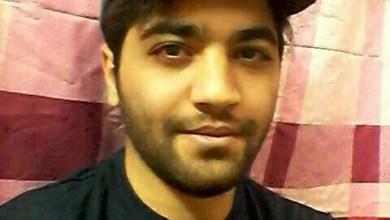 تصویر بیانیه حمزه درویش  زندانی عقیدتی سیاسی تالشی زبان زندان رجایی شهر کرج  در رابطه با هفته وحدت