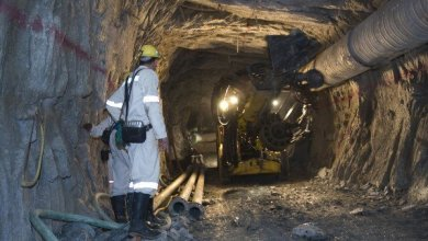 تصویر پنهانکاری وزارت کار درباره مرگ کارگران معدن