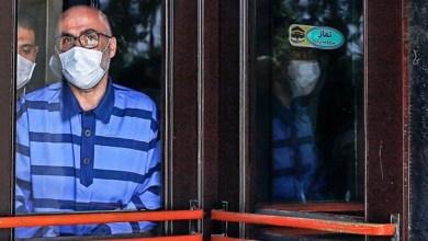 تصویر درخواست صدور اعلان قرمز برای پنج متهم پرونده طبری؛ خروج ۳۴ متهم از ایران