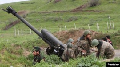 Photo of درگیری نظامی میان آذربایجان و ارمنستان با دو کشته و پنج زخمی