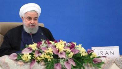 تصویر روحانی: «۲۰ میلیارد یورو ارز حاصل از صادرات برنگشته»؛ نرخ دلار مجدداً بالا کشید