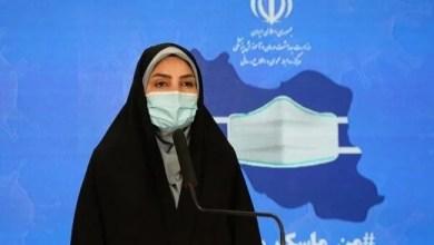 تصویر کرونا در ایران: ۲۲۴۵ مبتلا و ۱۳۳ فوتی جدید