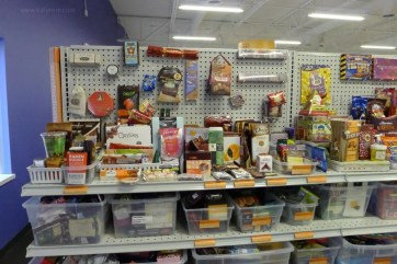 GfK New Product Works candy shelf
