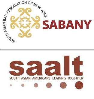 South Asian Bar Association of New York (SABANY) & South Asian Americans Leading Together (SAALT)