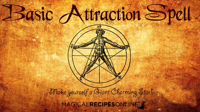 Black Magic to Attract a Man