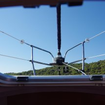Croatie bateau vue