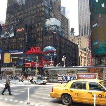 Les couleurs à New York