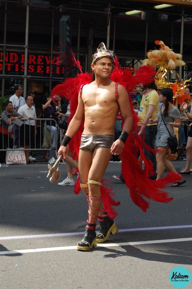 La Gay Parade à New York