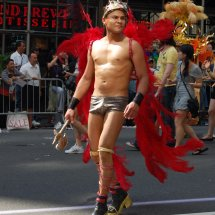 La Gay Parade à New York