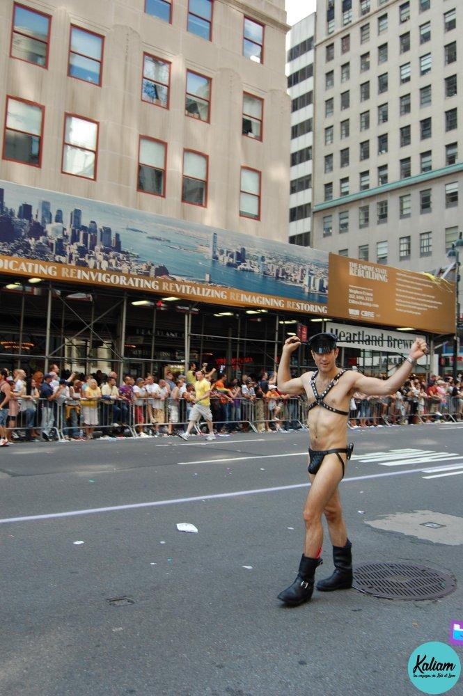 Très cliché la gay parade
