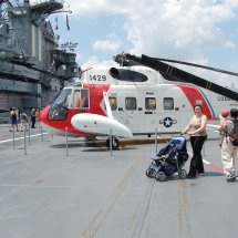 Hélicoptère des gardes côtes