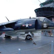 Harrier, avion à décolage vertical