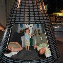 Capsule de l'espace