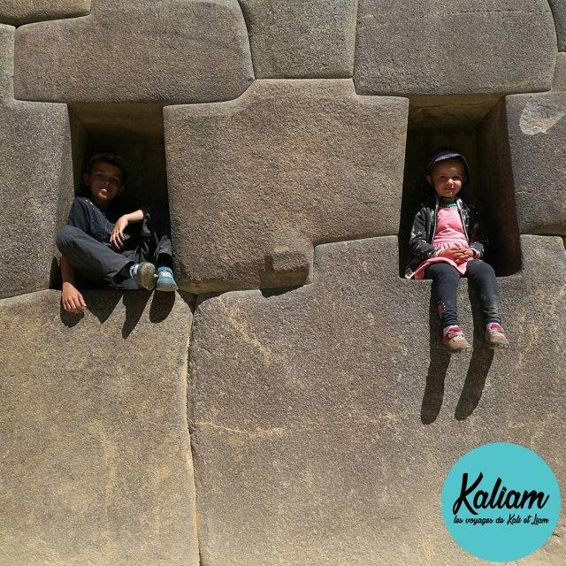 Some weird Incas statues Des statues Incas bizarres travel travelgramhellip