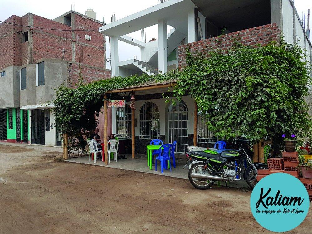 Nanazca hostel