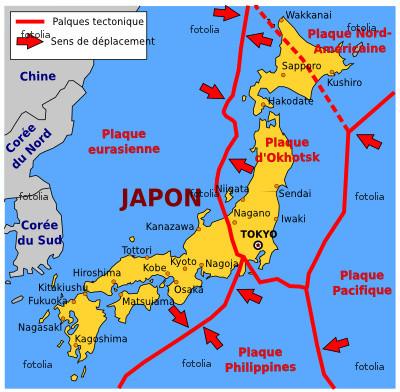 plaques-tectoniques-japon