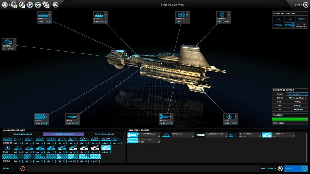 Endless-Space-Ship-Design