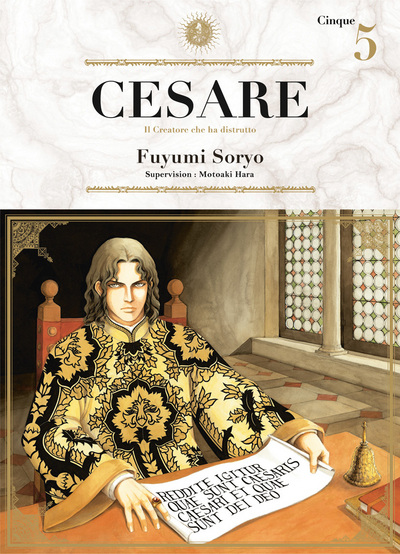 cesare-manga-volume-5-simple-73524