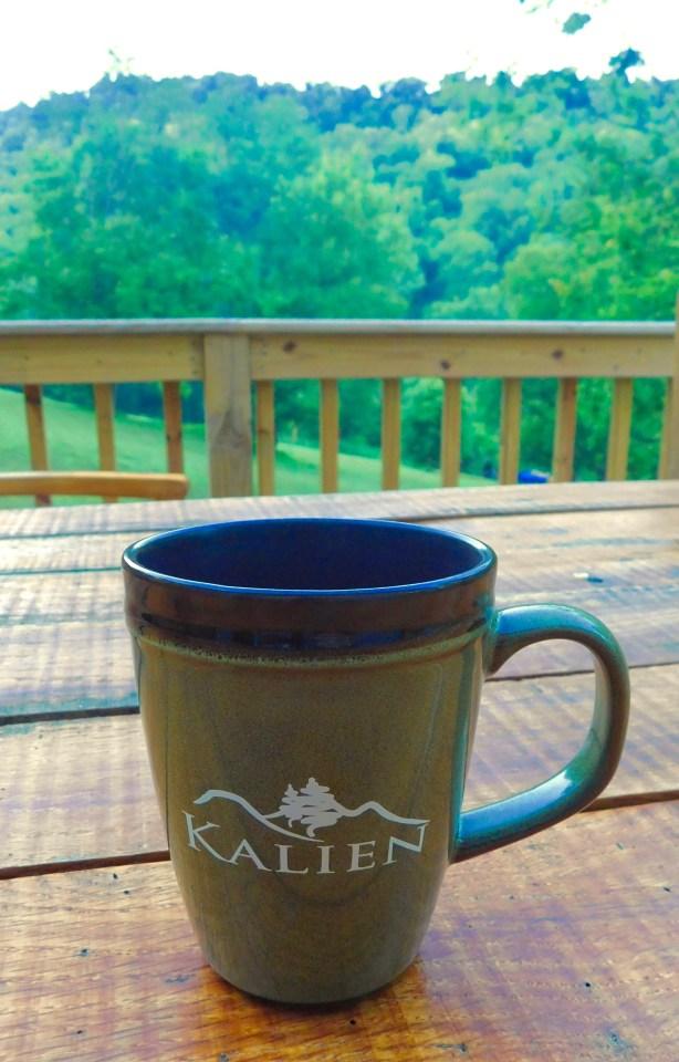 Kalien Coffee Mug