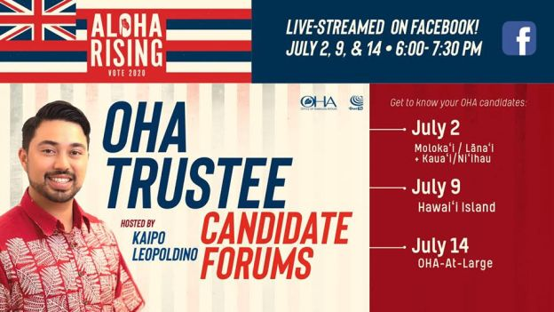 OHA Candidate Forums