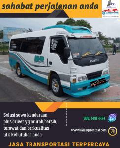 Sewa Mobil Rawa Terate Jakarta Timur