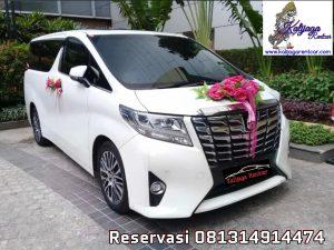 Wedding Car Matraman Jakarta Timur