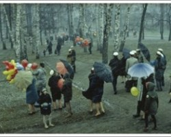 Finland 1968 George F. Mobley