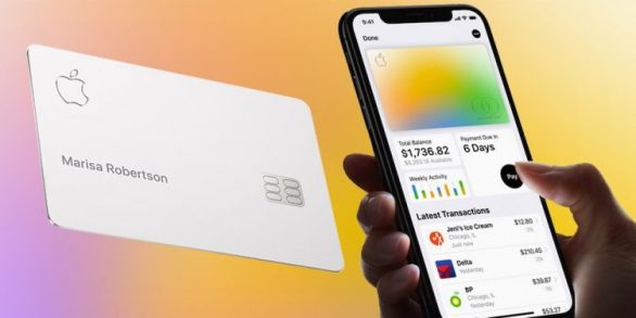 Apple Card Monthly installments