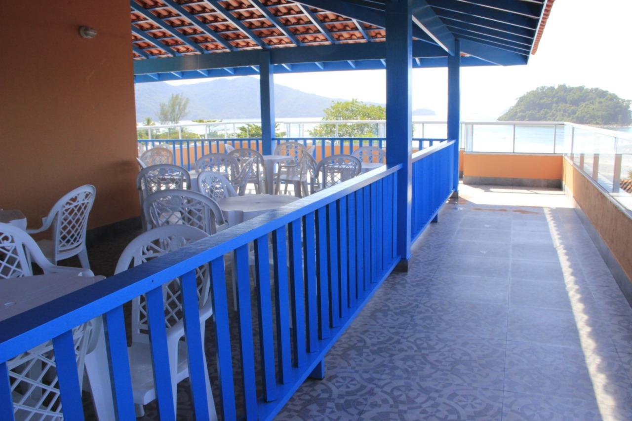 Terraço Comfort - Pousada Kaliman Ubatuba